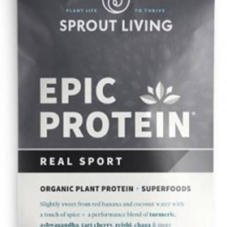Sprout Living Epic proteín organic Real Sport 38 g