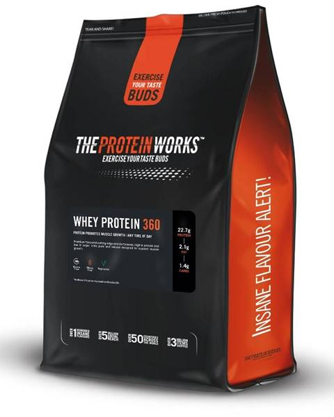 Proteín The Protein Works